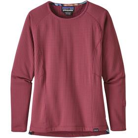 Patagonia R1 Longsleeve Shirt Women pink